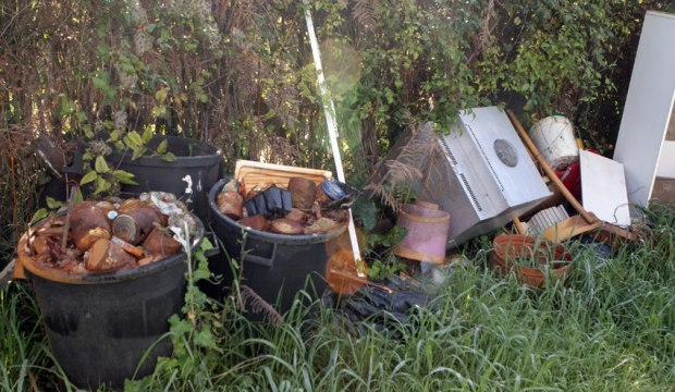 rifiuti genzano