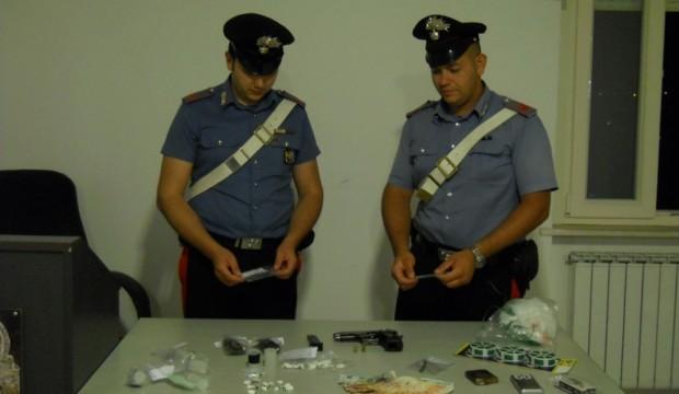carabinieri ardea sequestro droga