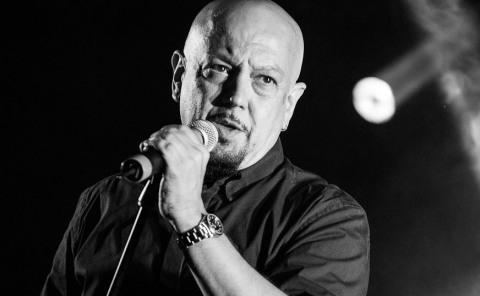 Enrico Ruggeri in concerto venerdì 3 ottobre