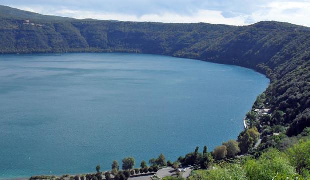 castelgandolfo lago albano