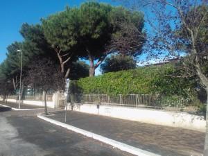 marciapiedi roma