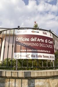 OFFICINA DELL'ARTE DI CORI E GIULIANELLO