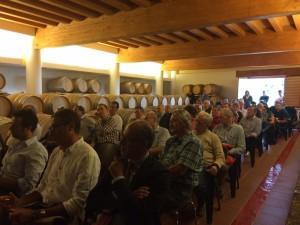 Um momento del Seminario in Bottaia