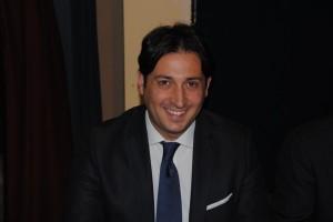 Il Consigliere delegato al Bilancio e Tributi Emanuele Minghella