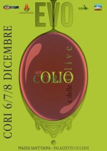 CORI DELL'OLIO E DELLE OLIVE - LOCANDINA