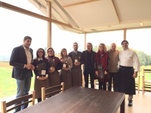 FOOD WRITERS E GIURATI