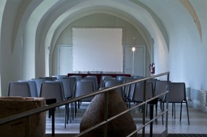 sala conferenze museo cori