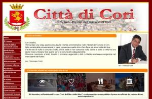 SITO COMUNE CORI2