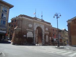 Porta_Garibaldi_di_Monterotondo