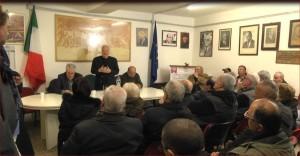 Ufficializzazione della candidatura a Sindaco di Giulio Santarelli il 12 marzo 2016
