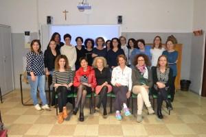 Alcuni dei partecipanti al corso di formazione sui disturbi dello spettro autistico