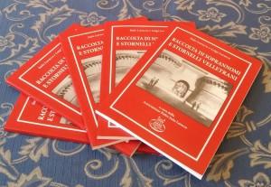 Il volume su soprannomi e stornelli ripubblicato dall'Associazione