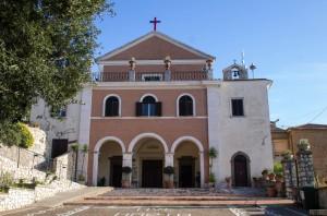Santuario Madonna del Soccorso Cori2