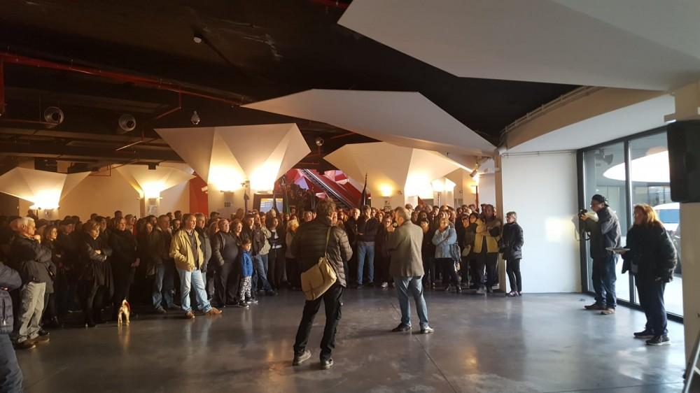 pantelleria manifestazione aeroporto