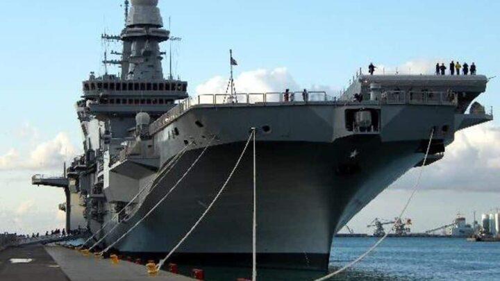 nave marina militare amianto