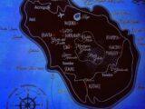 Pantelleria mappa