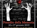 Giornata della Memoria 2019 Marino