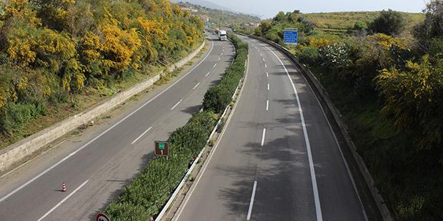 A18 Messina Catania