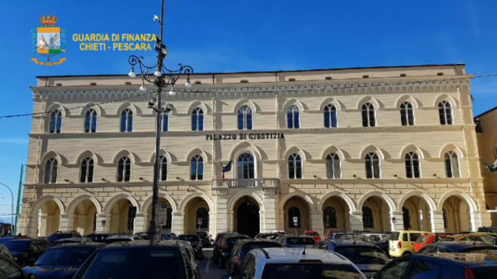 GdF Chieti Abruzzo