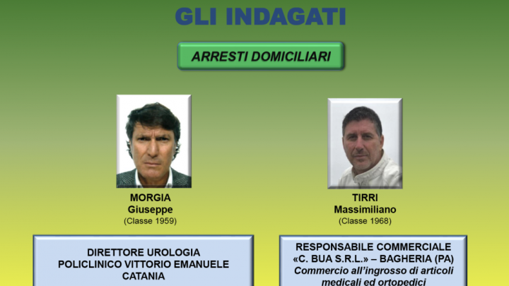 catania arresti