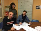 Vincenzo Campo, Claudia Della Gatta, Maurizio Caldo Pantelleria