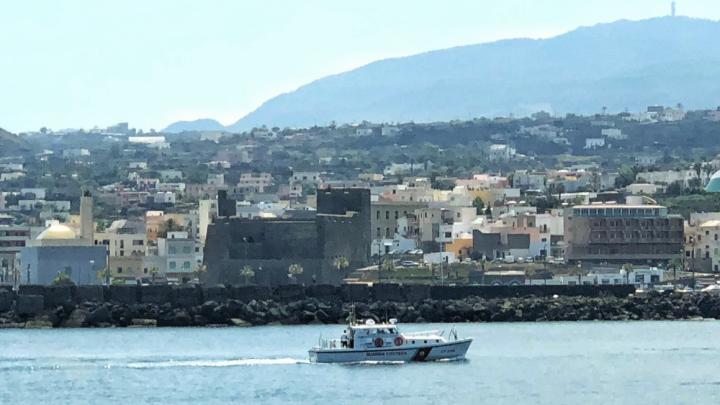 Guardia Costiera Pantelleria