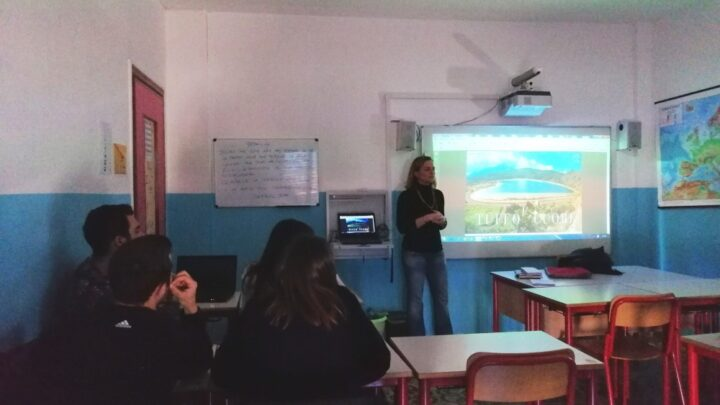 studenti almanza pantelleria parco