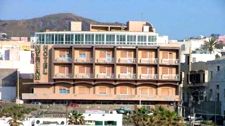 myriam hotel pantelleria