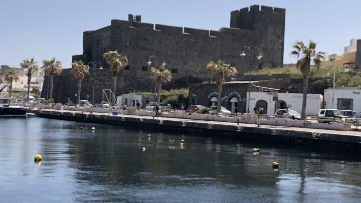 Pantelleria castello