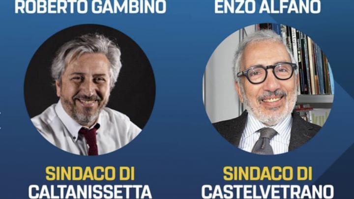 Caltanissetta Castelvetrano Enzo AlfanoRoberto Gambino