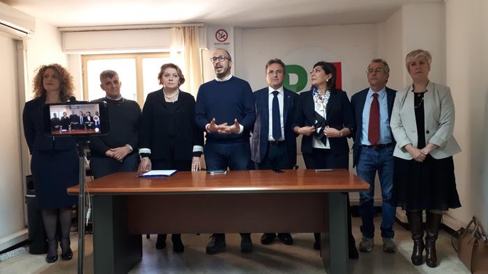 candidati pd sicilia