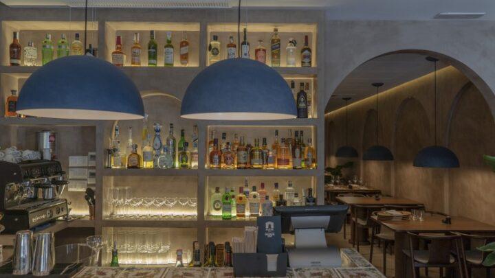 Pante ristorante Madrid Pantelleria