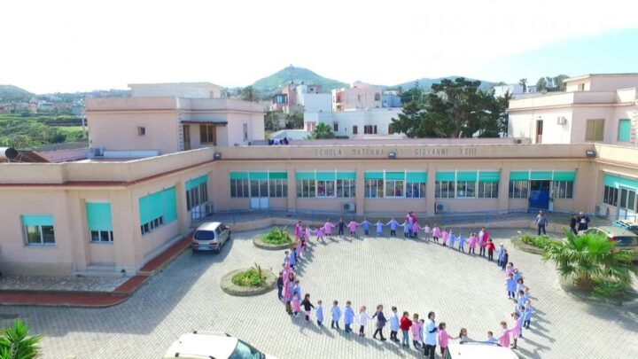 scuola giovanni XXIII Pantelleria