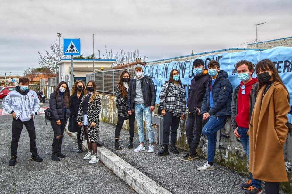 Studenti del Volterra